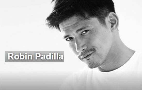 Robin Padilla voices out his thoughts against Mar's supporter