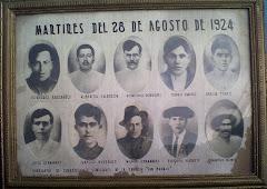 Historia de los Mártires de la Antigua Fábrica de San Bruno