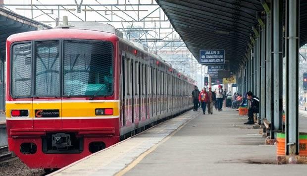 Kereta Commuter Line Jabodetabek