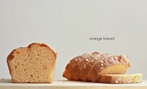 Orange Bread - KitchenWIP - Food Photography Friday Featuring tenthousandthspoon