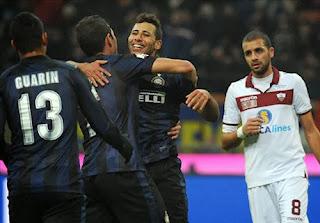 Inter Milan 3 - 2 Trapani