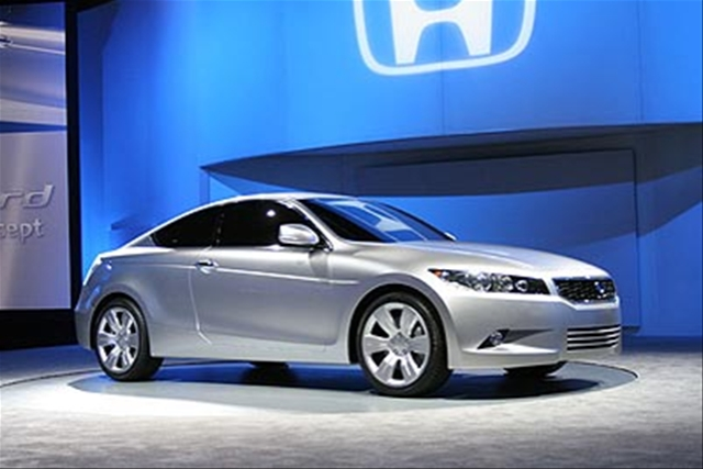 Honda Accord 2010 Review Spec Price And Feature At World