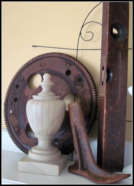Grandpa's Barn sale and some great rusty finds www.homeroad.net