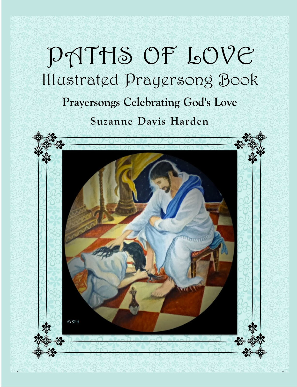 "Suzanne's new encouraging ebook ""Paths of Love"""