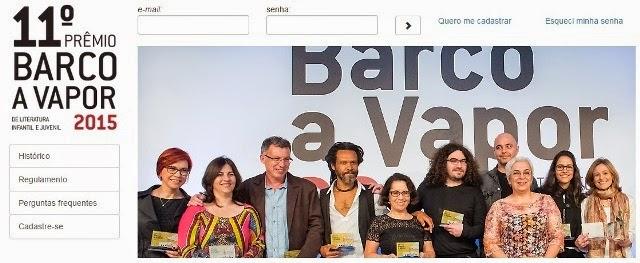 Prêmio Barco a Vapor de Literatura Infantil e Juvenil