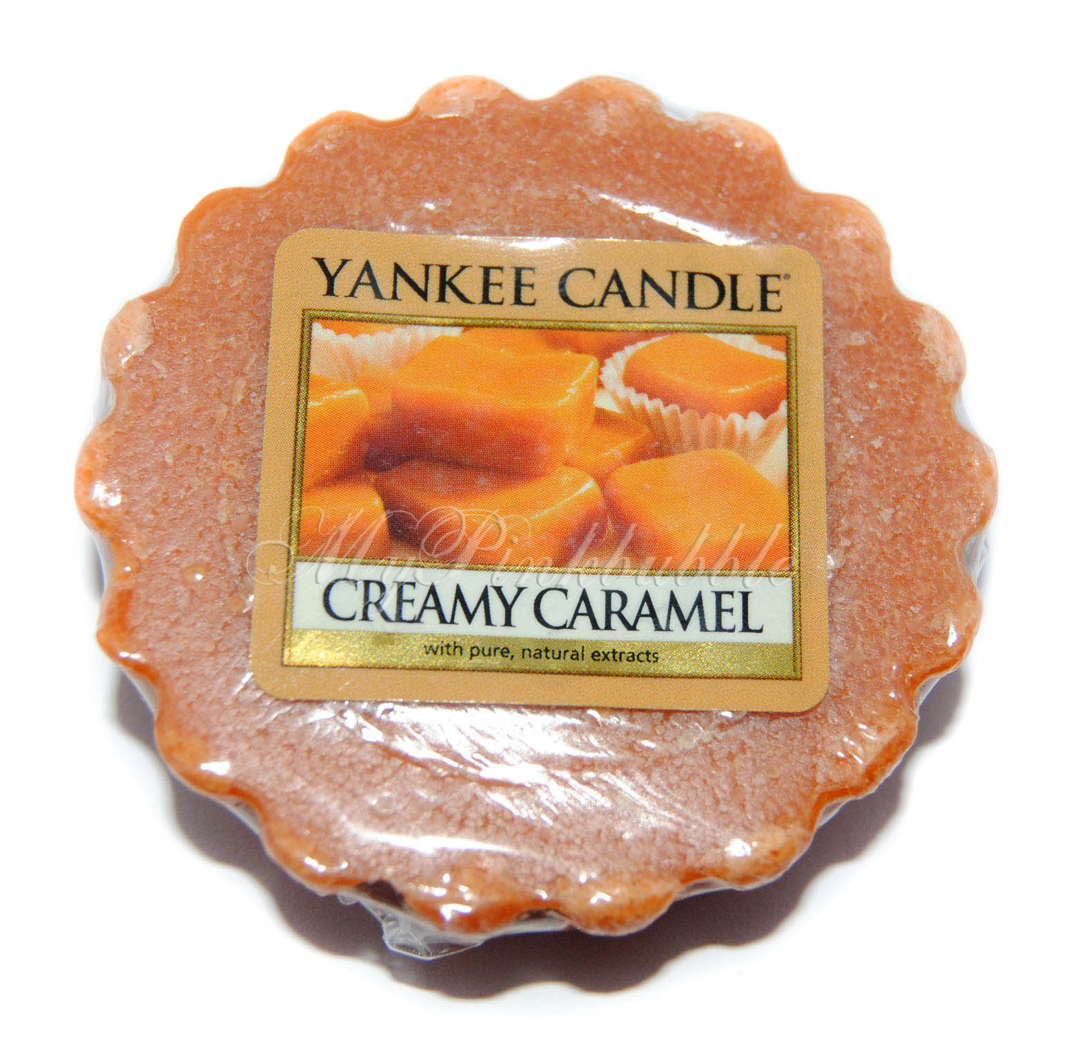 Yankee Candle Creamy Caramel
