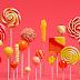 Android 5.0 Lollipop - Nama OS Android Versi Terbaru
