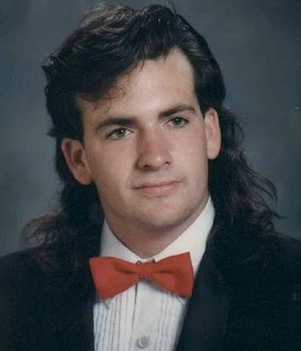 Mullet Hairstyle ideas for men