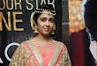 Charmi latest glam pics at fashion walk