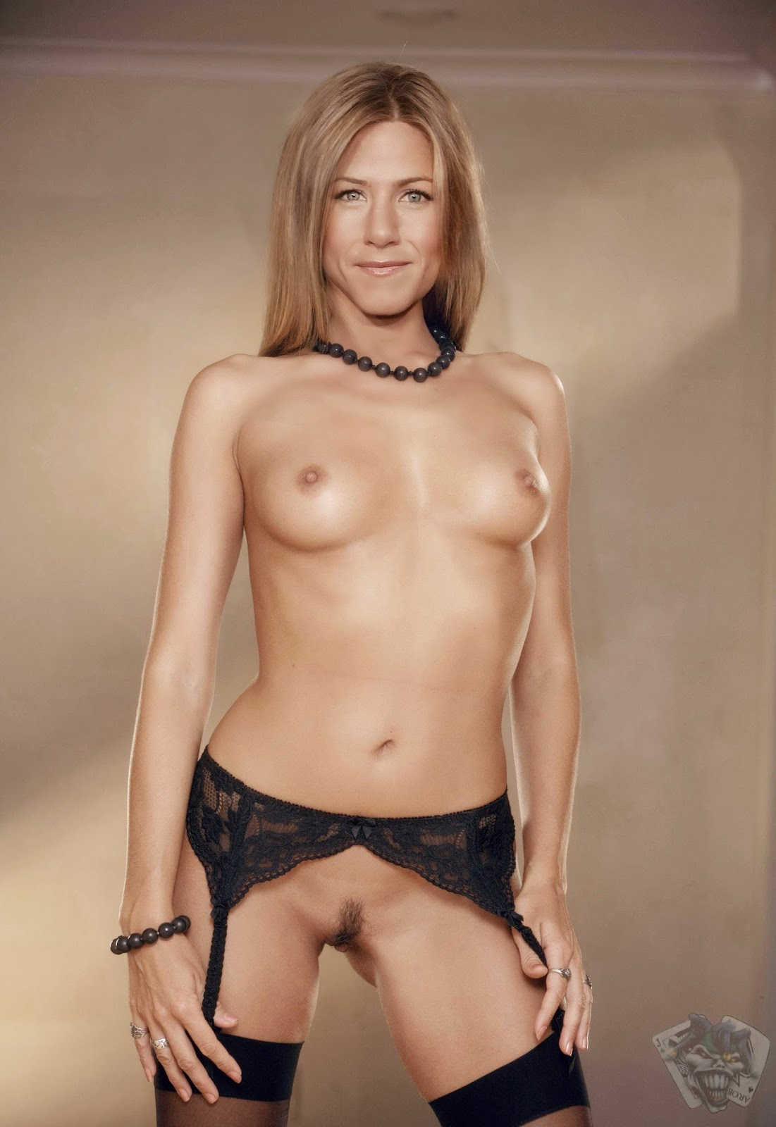 hot naked jennifer aniston