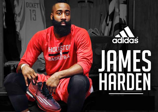 Harden le explica a adidas el uso de zapatillas Nike