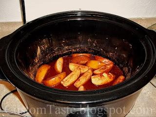 Slow Cooker Apple Pie Filling by Custom Taste