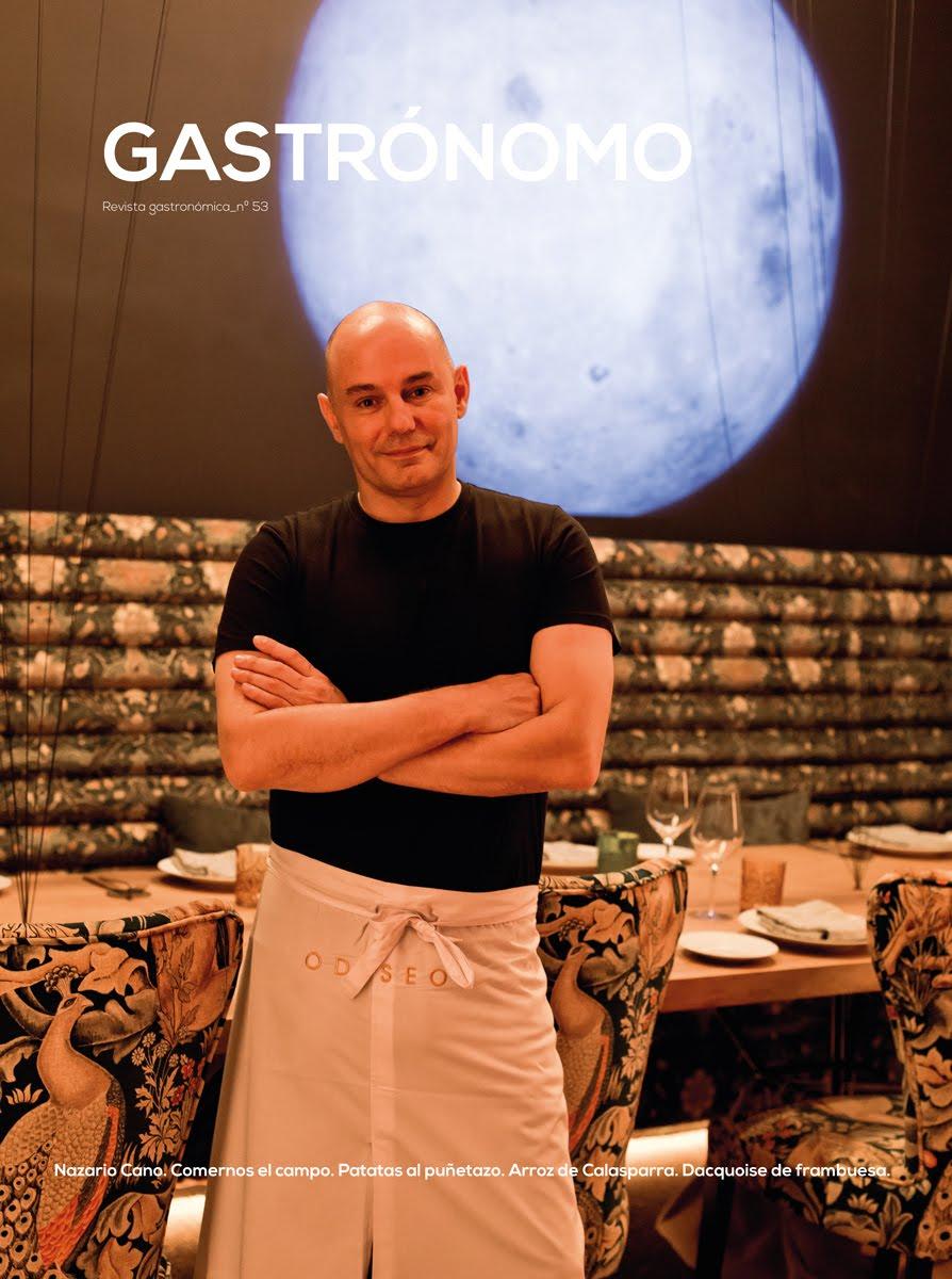 Revista Gastrónomo Nº53 (Edición Impresa)