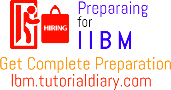IBM Placement and Preparation