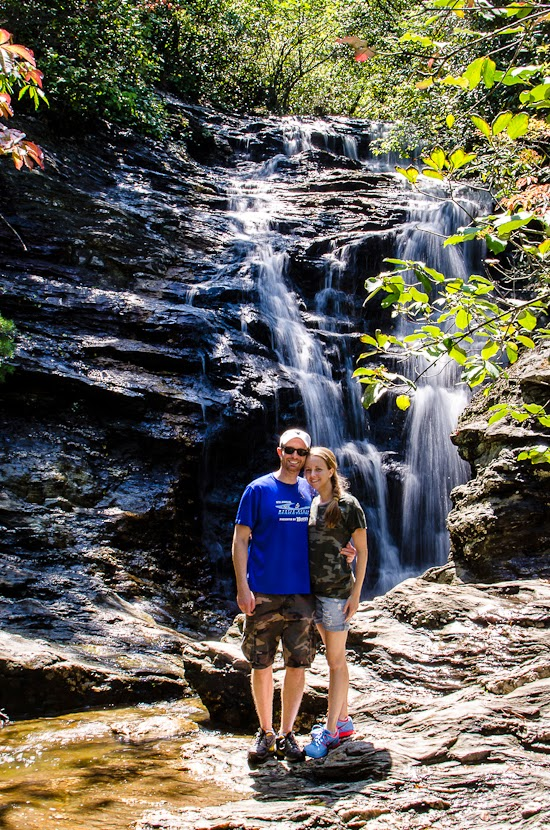 Hanging Rock State Park NC