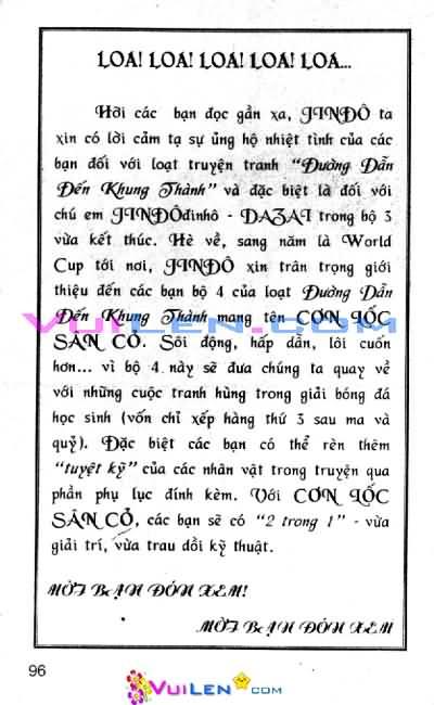 Jindodinho - Đường Dẫn Đến Khung Thành III Tập 68 page 98 Congtruyen24h