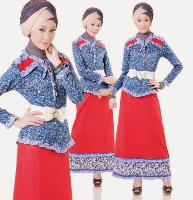 Gambar Baju Muslim Terbaru Remaja 8