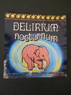 belgian beer Delirium nocturnum
