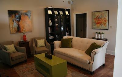contoh desain ruang tamu mungil tapi artistik | tabloid