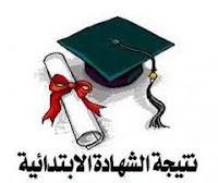 نتيجة الصف السادس الابتدائي الآن 2012-2013 برقم الجلوس الفصل الأول محافظة الدقهلية