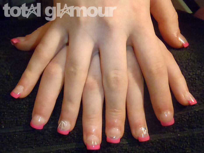 Amazing glamour nails 2015