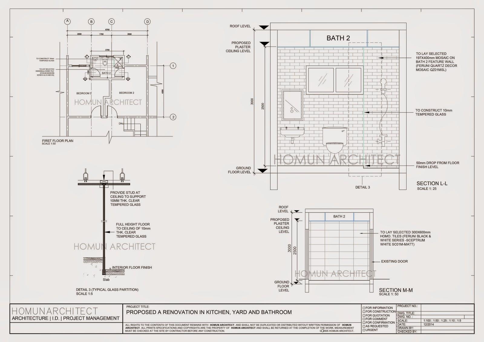 jie ying u0026 39 s portfolio  renovation of double storey house