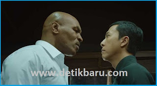 Adegan Guru Yip vs Bruce Lee