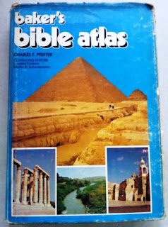 "Buku ""Bible Atlas"""