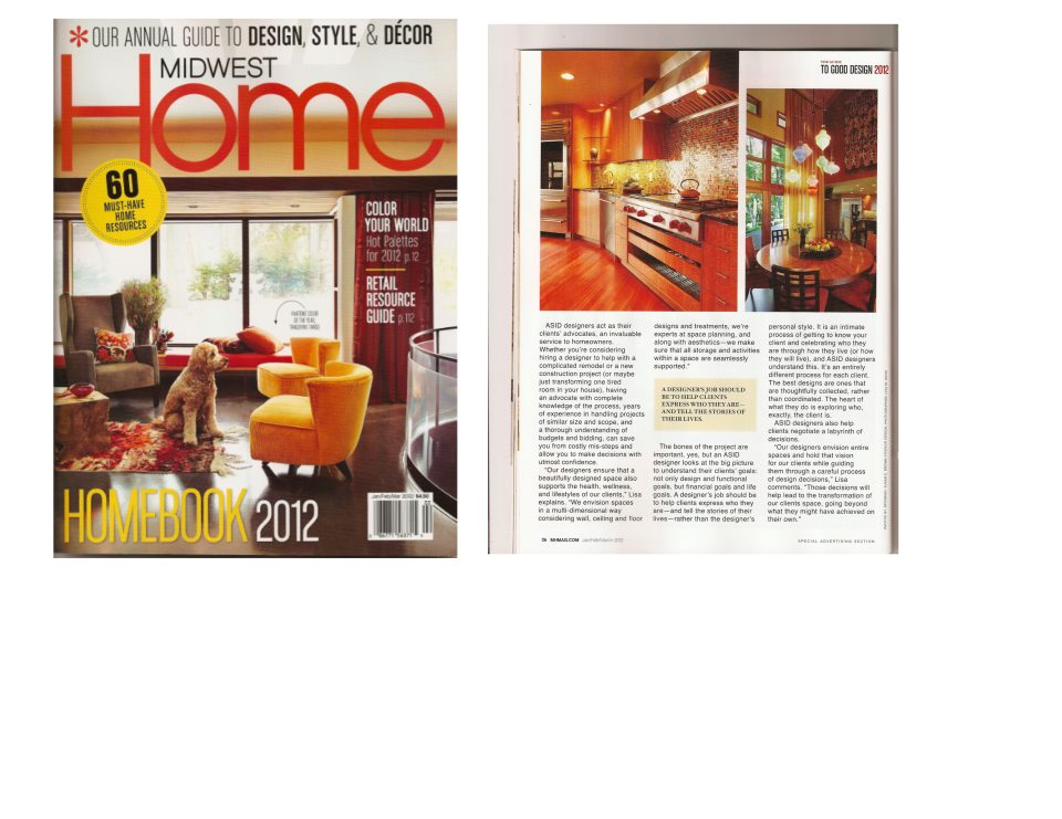 Color me lovely thanks midwest home magazine asid for Midwest home magazine