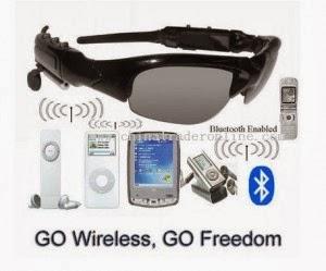 Harga Kacamata Mp3 Plus Bluetooth Earphone