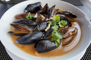 Mussels 'Hong Kong' Style