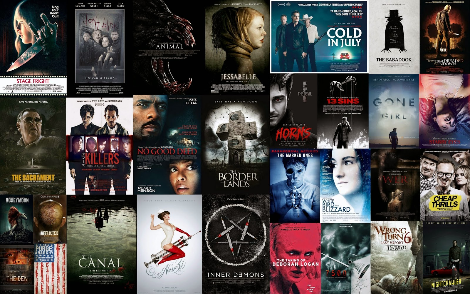 The best thriller movies