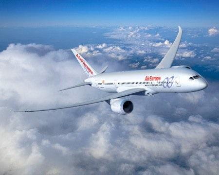 air europa avion