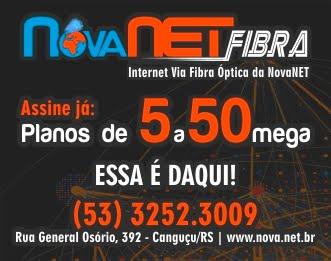 Internet é NovaNet