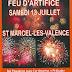 FÊTE NATIONALE: le 13  Juillet à Saint-Marcel