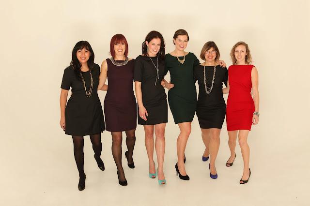 helenjean dresses on models