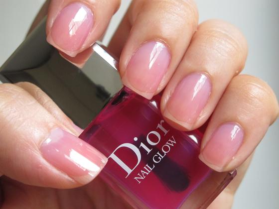 christian dior nail polish review
