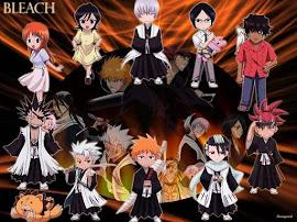 Chibi Bleach Characters