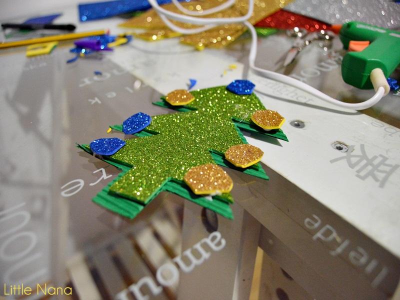 manualidades ninos navidad diy adornos