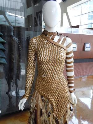 Rose McGowan Marique Conan outfit
