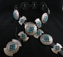 "Old Pawn Style Silver Jewelry by Daniel ""Sunshine"" Reeves"