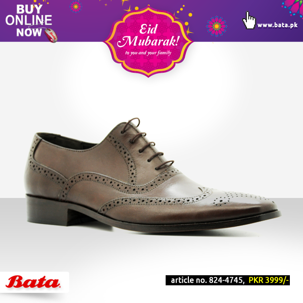 Bata Men Shoes Eid Collection 2014