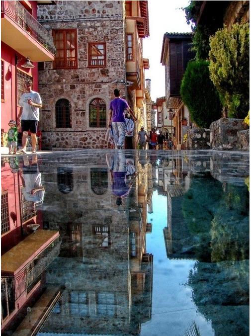 Amazing Stone Mirror in Antalya Turkey {the Stone Mirror Antalya