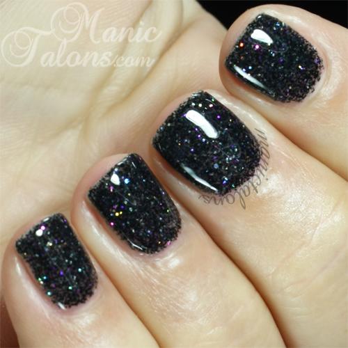 Gloss & Glitter BigBang Swatch