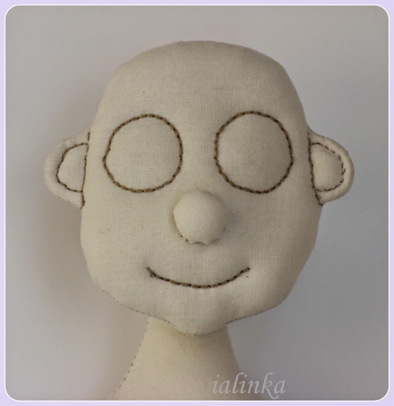 совместный  пошив  кукол  люды щербины, кукла карамелька