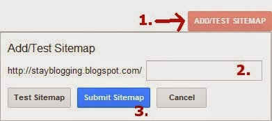 Add Sitemap to Google 2