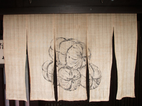 JAPANESE CURTAIN PANEL | Curtain Design