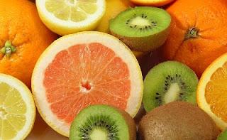 Arance, limoni, kiwi