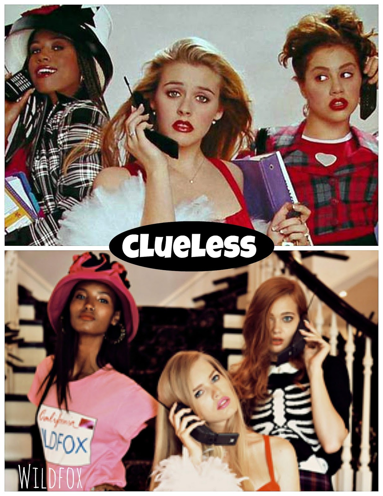 shirred clueless