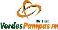 Rádio Verdes Pampas FM 102,1 Santiago RS